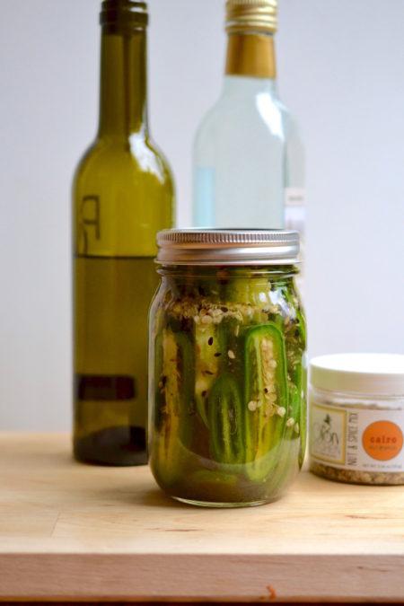 Pickled Jalapenos - Glory Kitchen
