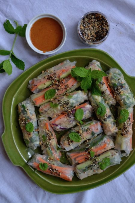 Summer Rolls - Glory Kitchen